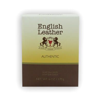 English Leather Soap on a Rope - 6.0 oz