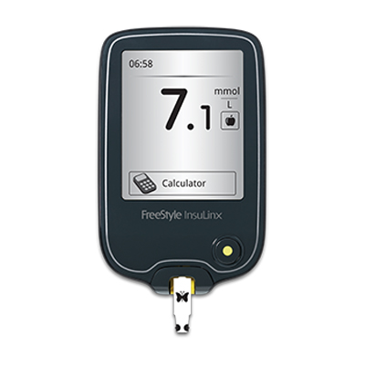 FreeStyle InsuLinx Blood Glucose Monitoring System,  Retail