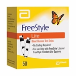 FreeStyle Lite Test Strips - 50 Strips