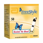 FreeStyle Test Strips - 50 Strips