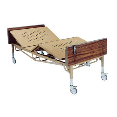 Drive Medical Full Electric Bariatric Hospital Bed 15300