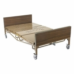 Drive Medical Full Electric Heavy Duty Bariatric Hospital Bed with T Rails 15302bv-1hr