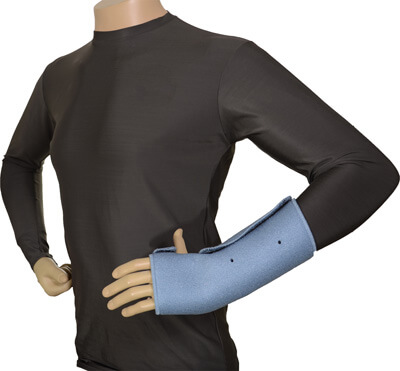 Garmetrode Electrode Carpal Tunnel Wrap / Wrist with 4 electrodes - Carpal4