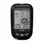 GLUCOCARD® Expression™ Audible Blood Glucose Monitoring System