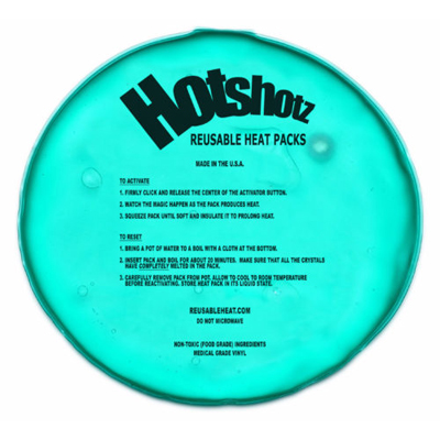 Hotshotz Reusable Round Warmer