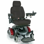 Drive Medical Image EC Mid Wheel Drive Power Wheelchair 2800ecbu-rcl