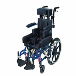 Drive Medical Kanga TS Pediatric Tilt In Space Wheelchair 14 inch