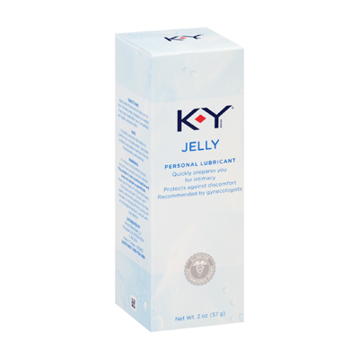 KY Jelly Personal Lubricant - 2 ounces