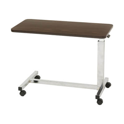 Drive Medical Low Height Overbed Table 13081