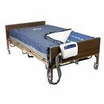 Drive Medical Med Aire Bariatric Heavy Duty Low Air Loss Mattress Replacement System 14048
