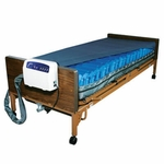 Drive Medical Med Aire Low Air Loss Mattress Replacement System with Alarm 14029