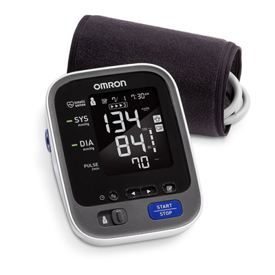 Omron 10 Series Upper Arm Blood Pressure Monitor with Bluetooth Model BP786N