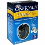 One Touch Ultra 2 Blood Glucose Monitoring System - 1 ea