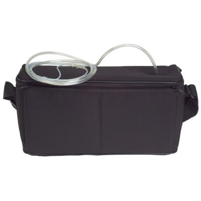 Drive Medical Oxygen Cylinder Horizontal Shoulder Carry Bag op-150t