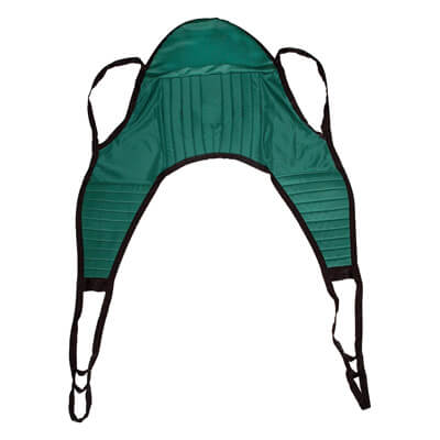 Drive Medical Padded U Sling with Head Support 13220xl