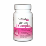 Vitamin B Complex Tablets - 100 count