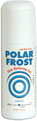 Polar Frost Pain Relief Roll-On - 2.5 oz - 6 bottles