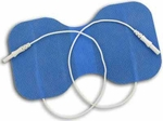 BioTENS (Formerly TENS 200-11) TENS Silver Electrode 3.25 x 6 in Butterfly, Blue Mesh Backed - 1 Pad