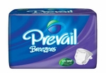 Prevail Breezers with Easy-Lock Fastener, Regular 40-49 - 80 cs (4x20ea)