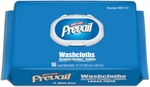 Prevail Jumbo Washcloth Refill Pack, 7.9x12.4 - 576 cs (6x96ea)