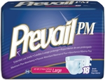 Prevail PM Adult Brief, Large 45-58 - 72 cs (4x18ea)