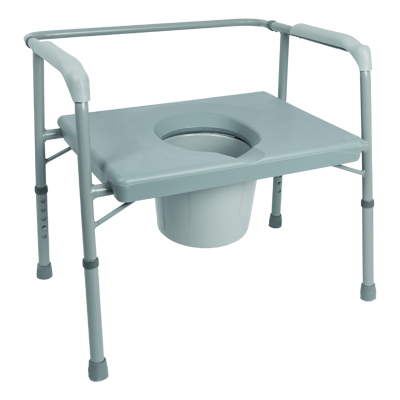 ProBasics Bariatric 24in Commode, 650lb Weight Capacity BSB24C