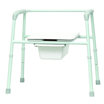ProBasics Bariatric Three-in-One Commode, 450lb Weight Capacity BSB31C