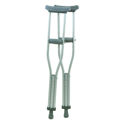 ProBasics Junior Aluminum Crutches 300 lb Weight Capacity CRJ