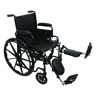 ProBasics K1 Standard Wheelchair, 16 in x 16 in WC11616DE