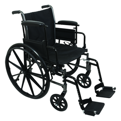ProBasics K3 Lightweight Wheelchair, 16 in x 16 in WC31616DE