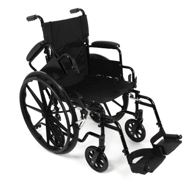 ProBasics K4 Transformer Wheelchair, 16 in x 16 in WCT41616DS
