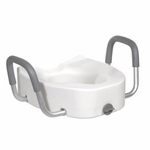 Drive Medical Raised Toilet Seat 12013