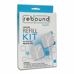 Rebound Health Refill Kit for Rebound TENS Unit - 1 ea.