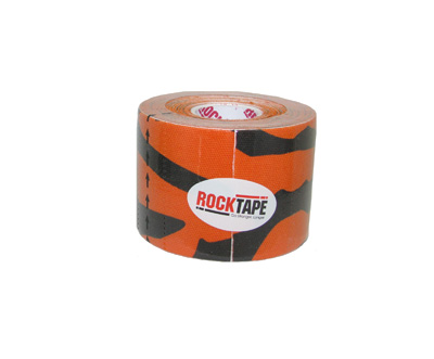 ROCKTAPE 2 X 16.4 ROLL - Tiger - 3 pack
