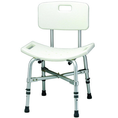 Roscoe Medical Heavy Duty Adjustable Shower Chair