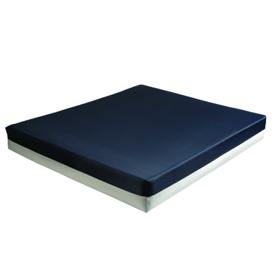 Roscoe Medical Foam Wheelchair Cushions Color: Navy wcbf-2483