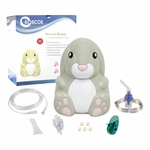 Roscoe Medical Pediatric Bunny Nebulizer with TruNeb Reusable Neb Kit