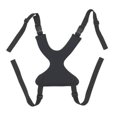 Drive Medical CE-1070L Seat Harness for all Wenzelite Anterior and Posterior Safety Rollers and Nimbo Walkers