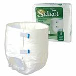Select Disposable Briefs - Medium - 2624