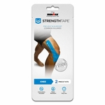 StrengthTape Precut Mini Packs - Knee - 6300-KN