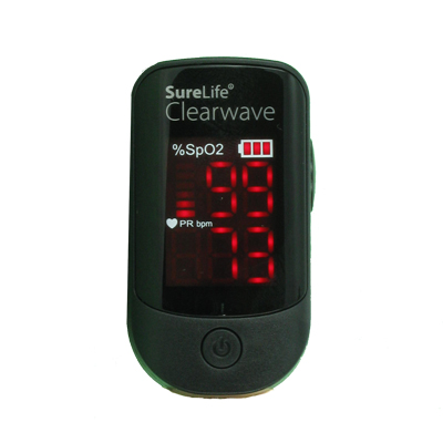 SureLife Clearwave Pulse Oximeter - 860310