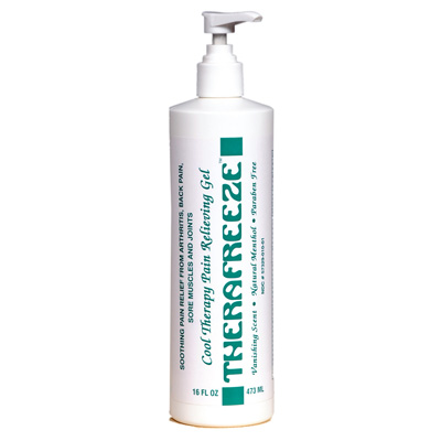 Therafreeze Cool Therapy Pain Relieving Gel - 16 oz