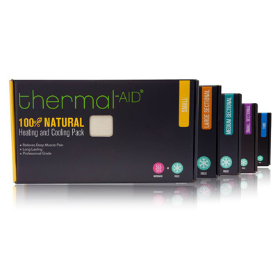 Thermal-Aid Hot and Cold Therapeutic Pack
