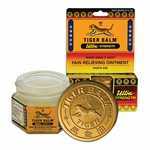 Tiger Balm Ultra Pain Relieving Ointment - .63 oz
