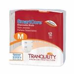Tranquility SmartCore Disposable Briefs - Medium - 2312