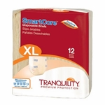 Tranquility SmartCore Disposable Briefs - X-Large - 2314
