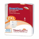 Tranquility SmartCore Disposable Briefs - XXL-Plus - 2315