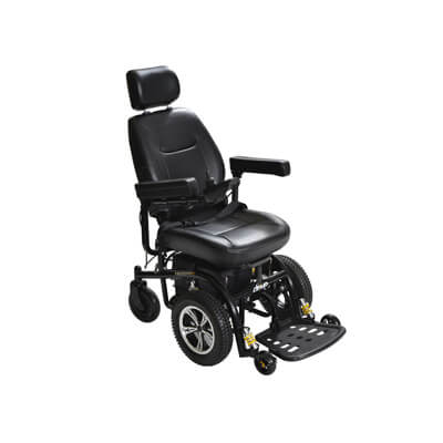 Drive Medical Trident Front Wheel Drive Power Chair 2850-18