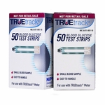 TRUEtrack® Blood Glucose Test Strips, Retail, 100ct