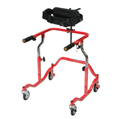 Drive Medical CE-1080-S Trunk Support for Adult Safety Rollers